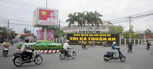 Thành lập 2 thành phố Dĩ An và Thuận An: Phù hợp quy định, yêu cầu phát triển